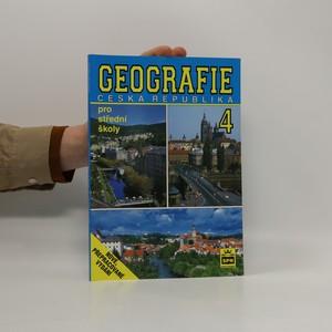 náhled knihy - Geografie 4 - Česká republika