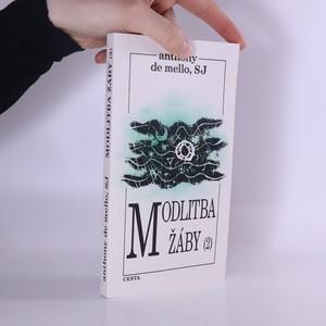 náhled knihy - Modlitba žáby : kniha meditací v povídkách 2. díl