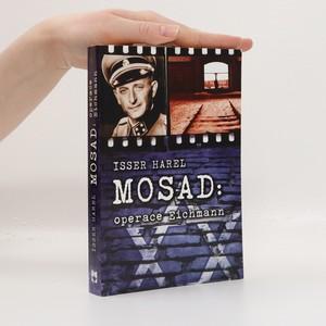 náhled knihy - Mosad: operace Eichmann