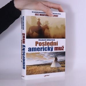 náhled knihy - Poslední americký muž