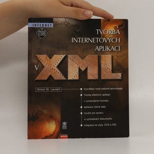 náhled knihy - Tvorba internetových aplikací v XML