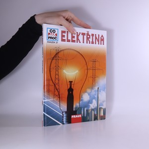 náhled knihy - Elektřina