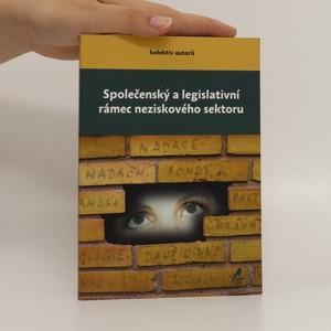 náhled knihy - Společenský a legislativní rámec neziskového sektoru