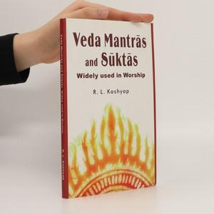 náhled knihy - Veda Mantrās and Sūktās