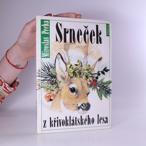náhled knihy - Srneček z křivoklátského lesa