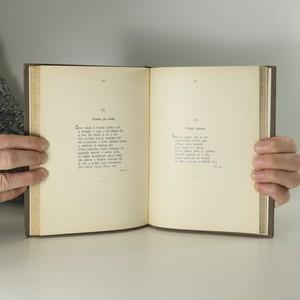 antikvární kniha Z niv poesie národní a umělé : básnické parafrase Jaroslava Vrchlického (1878-1898), 1898