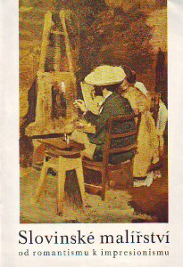 Slovinské malířství od romantismu k impresionismu.