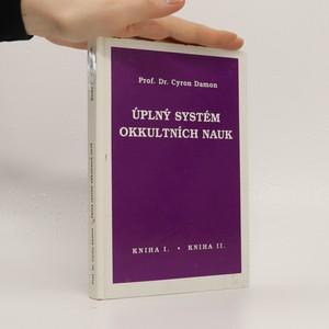 náhled knihy - Úplný systém okkultních nauk (kniha 1. a 2.)
