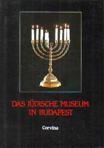 náhled knihy - Das Jüdische Museum in Budapest