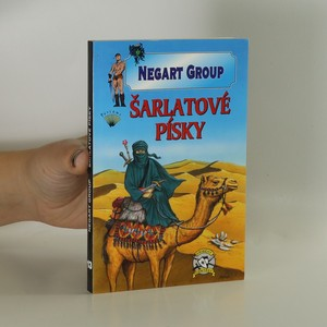 náhled knihy - Šarlatové písky