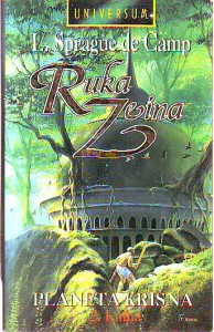 náhled knihy - Ruka Zeina