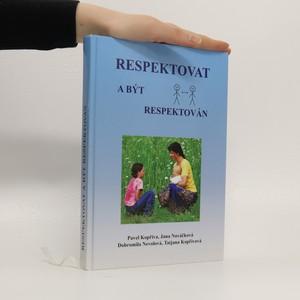 náhled knihy - Respektovat a být respektován
