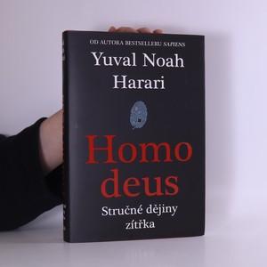 náhled knihy - Homo deus : Stručné dějiny zítřka