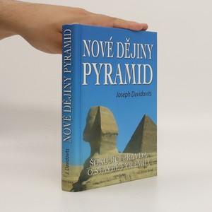 náhled knihy - Nové dějiny pyramid