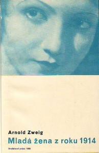 náhled knihy - Mladá žena z roku 1914