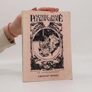 náhled knihy - Neteře paní Plukovníkové