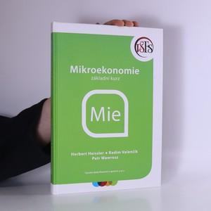 náhled knihy - Mikroekonomie : Základní kurz (s věnováním autora)
