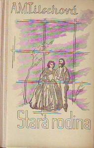 náhled knihy - Stará rodina