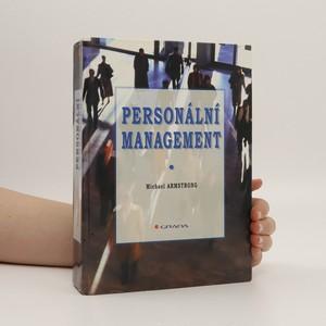 náhled knihy - Personální management