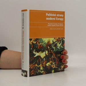 náhled knihy - Politické strany moderní Evropy