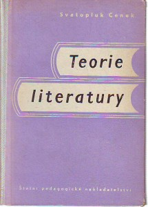 náhled knihy - Teorie literatury