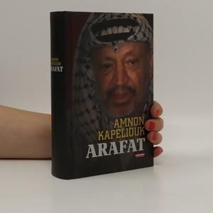 náhled knihy - Arafat (česky)