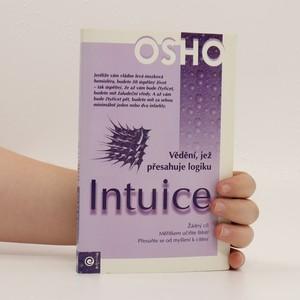 náhled knihy - Intuice : vědění, jež přesahuje logiku (lehce cítit kouřem)