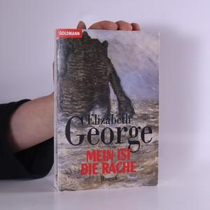 náhled knihy - Mein ist die Rache