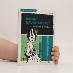 náhled knihy - Módní návrhářství : inspirace a tvorba