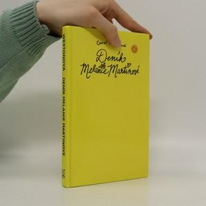 náhled knihy - Deník Melanie Martinové, neboli, Jak jsem přežila Máťu Spráťu, Michelangela a šikmou věž v Pizze