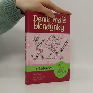 náhled knihy - Deník malé blondýnky. O prázdninách