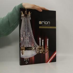 náhled knihy - Orion. Leuchten mit Stil (katalog)