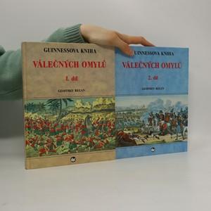 náhled knihy - Guinnessova kniha válečných omylů 1.+2. díl (2 svazky)