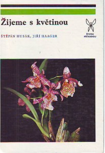 náhled knihy - Žijeme s květinou