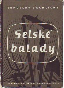 náhled knihy - Selské balady