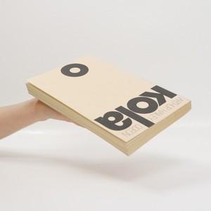 antikvární kniha Kola, 1988