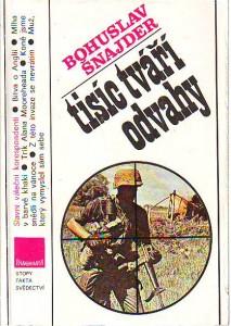 náhled knihy - Tisíc tváří odvahy. Slavní váleční korespondenti.