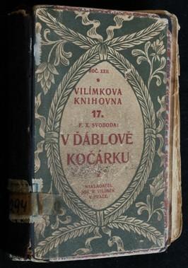 náhled knihy - V ďáblově kočárku : Dva romány lehkomyslných srdcí