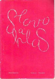 náhled knihy - Slovo a hlas (potřetí). K 25. výročí Violy.