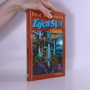 náhled knihy - Tajemství lišákova doupěte