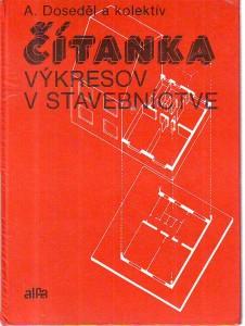 náhled knihy - Čítanka výkresov v stavebníctve