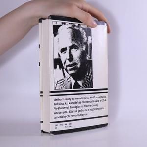 antikvární kniha Letisko, 1988