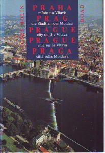 náhled knihy - Praha město na Vltavě