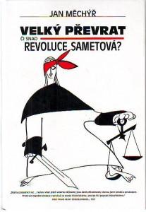 náhled knihy - Velký převrat či snad revoluce sametová?
