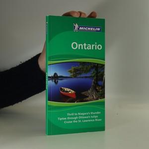 náhled knihy - Ontario (anglicky)