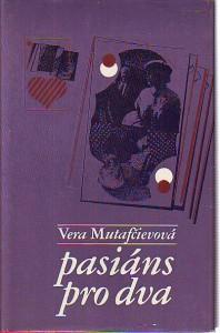 náhled knihy - Pasiáns pro dva