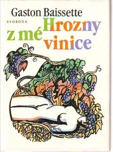 náhled knihy - Hrozny z mé vinice