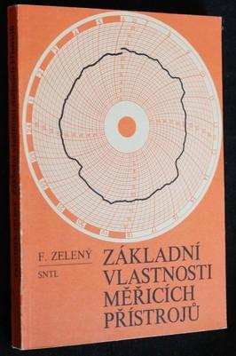 náhled knihy - Základní vlastnosti měřicích přístrojů