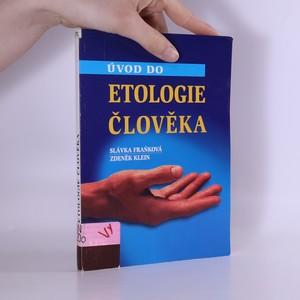 náhled knihy - Úvod do etologie člověka