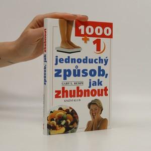 náhled knihy - 1001 jednoduchý způsob, jak zhubnout